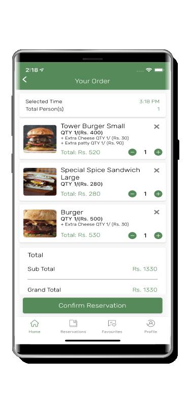 Mobile Screen Entezar_MapView